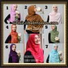 Jilbab Instant Cantik Syria Alla Original by Fiori Design