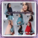 Jilbab Khimar Instant Rainbow Sequin Original By Sayra Hijab Brand