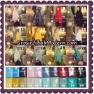 Jilbab Syari Modern Khimar Uzma Original by Qalisya Hijab Brand