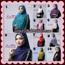 Jilbab Cantik Syari Hijab Original By AlMia Brand