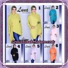 Jilbab Lengan Tunik Luna Original By Fadeya Brand