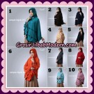 Jilbab Bergo Simple Hijab Seri 24 Original By Firza Hijab Brand