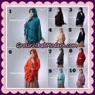 Jilbab Bergo Simple Hijab Seri 24 Original By Firza Hijab Brand