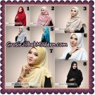 Jilbab Instant Khimar Zema Pastel Original By Fa Hijab Brand