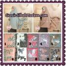 Jilbab Syar'i Modern Khimar Mymo Seri 2 Original by Qalisya Hijab Brand