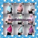 Jilbab Syria Prada Premium Mawar Original By Oneto Hijab Brand