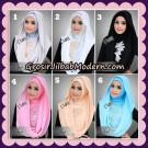 Jilbab Instant Cantik Deeja Suci Original By Flow Idea