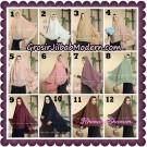 Jilbab Syar'i Khimar Shanum Original by Qalisya Hijab Brand