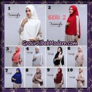 Jilbab Cantik Khimar Lipit Triangle Seri 2 Original By Oneto Hijab Brand