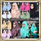 Jilbab Instant Flowing 2 Faces  Bunda Widya Henidar Amroe Original By Flow Idea