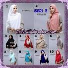 Jilbab Cantik Khimar Lipit Triangle Seri 3 Original By Oneto Hijab Brand