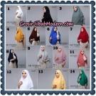 Jilbab Instant Cantik Mutiara Khimar By Ashafiq Support Oneto Hijab