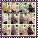 Jilbab Syar'i Khimar Nuria Original by Qalisya Hijab Brand