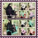 Jilbab Syar'i Khimar Samra Original by Qalisya Hijab Brand