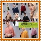 Jilbab Bergo Simple Hijab Seri 30 Original By Oneto Hijab Brand