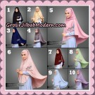 Jilbab Instan Khimar Maya Original By deQiara Hijab Brand
