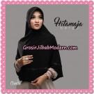 Jilbab Bergo Hitamaja Original By Rafill Hijab Brand Support Oneto