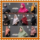 Jilbab Bergo Simple Hijab Seri 32 Original By Oneto Hijab Brand