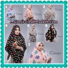 Jilbab Cantik Khimar Denara Bubble Pop NonBelah Original By Oneto Hijab Brand