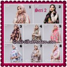 Jilbab Instant Khimar Denara Motif Bubble Pop seri 2 By Oneto Hijab