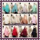 Jilbab Syari Khimar Fayadha Original by Qalisya Hijab Brand
