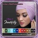 Inner Jilbab Kerut Risty Bahan Jersey Seri 3 Original By Oneto Hijab Brand