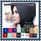 Inner Jilbab Mikha Polos Seri 3 Original By Oneto Hijab Brand