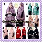 Jilbab Cantik Khimar Risty Cardi Swarovsky Original by Fiori Hijab Brand