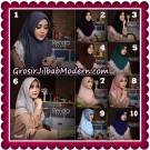 Jilbab Cantik Renda Bergo Original By Oneto Hijab Brand