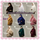 Jilbab Instant Cantik Bergo Lengan Fatimah Seri 2 Support Oneto