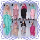Jilbab Khimar Cardi Twina Original By Fadeya Hijab Brand