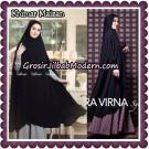 Jilbab Syari Khimar Maizan Ala Lyra Virna Original by Qalisya Hijab Brand