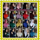 Jilbab Bergo Layang MiniPad Original By Oneto Hijab Brand
