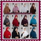 Jilbab Instant Bergo Prada Original By Oneto Hijab Brand
