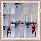 Jilbab Khimar Cardi Kelopak Original By Fadeya Brand