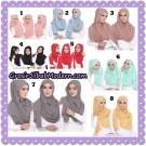 Jilbab Pashmina Instant Medina Original by Ivory Hijab Brand