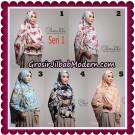 Khimar Instant Denara BubblePop Cherulita Seri 1 Original By Oneto Hijab Brand