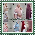 Jilbab Cantik Turky Swarovsky Original By Oneto Hijab