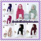 Jilbab Instant Salsa 2 Original By Narinda Hijab Brand