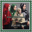 Jilbab Cantik Denara Luxury Seri 1 Original By Oneto Hijab