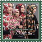 Jilbab Cantik Denara Luxury Seri 2 Original By Oneto Hijab