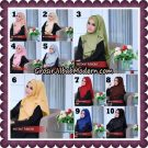 Jilbab Cantik Instant Ribboni Original By Flow Idea Hijab