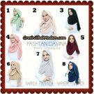 Jilbab Instant Davina Original By Narinda Hijab Brand