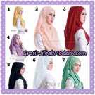Jilbab Instant Yarra 2 Original by Ivory Hijab Brand