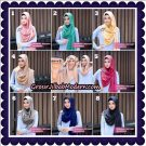 Jilbab Pashmina Instant Aliandra Original By deQiara Hijab Brand