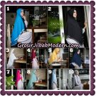 Jilbab Cantik Khimar Zaenab Original by Thamrin Hijab Brand