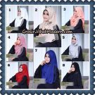 Jilbab Instant Amily Original By Flow Idea Hijab Brand