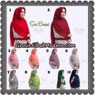 Jilbab Instant Cherulita Polos Seri 4 Original By Oneto Hijab Brand