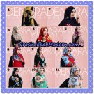 Jilbab Khimar Denara Bubble Pop Flower  Original By Oneto Hijab Brand