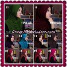 Jilbab Cantik Rumana Polos Minipad Seri 2 Original By Oneto Hijab Brand